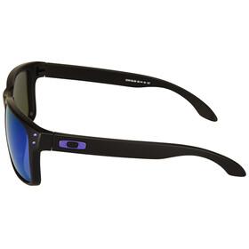 Oakley Holbrook Julian Wilson matte black/violet iridium